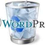 XSERVER(エックスサーバー)からWordPress(ワードプレス)の削除方法